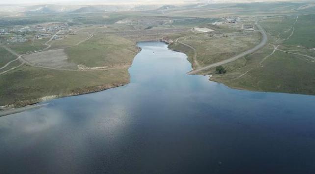 Kars Barajı yarın hizmete alınacak