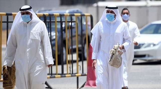 Suudi Arabistanda COVİD-19 kaynaklı can kaybı 1184e yükseldi