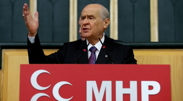 Bahçeli: Girilmez denilen Haftanine Mehmetçik kurşun gibi girdi