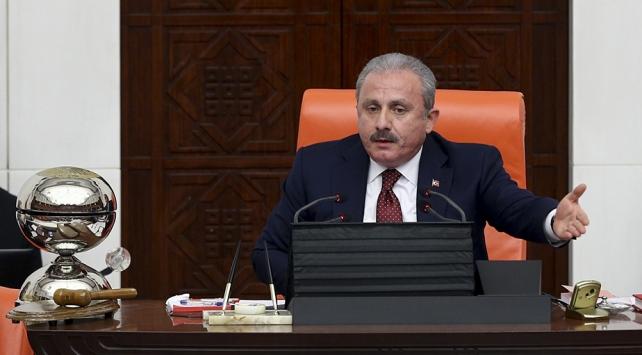 AK Partinin TBMM başkan adayı yeniden Şentop