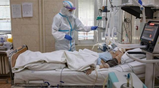 ABDde son 24 saatte 752 yeni ölüm