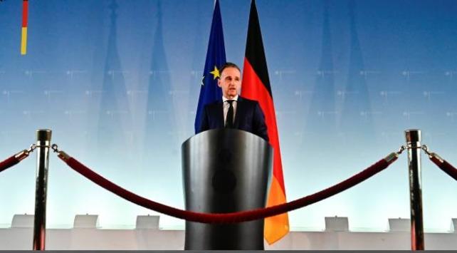 Almanya Dışişleri Bakanı: İsrailin ilhak planlarından endişe duyuyoruz
