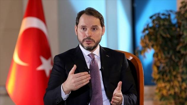 Bakan Albayrak: Türkiyeyi hedeflerine taşıyacak adımları hayata geçireceğiz