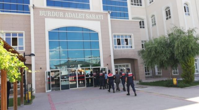 Burdurda FETÖ operasyonu: 3 gözaltı