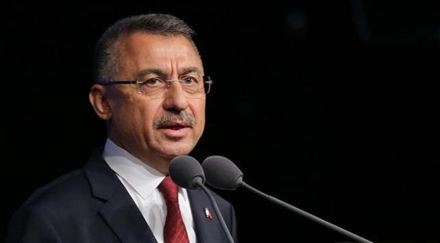 Cumhurbaşkanı Yardımcısı Oktay, LGSye girecek öğrencilere başarılar diledi