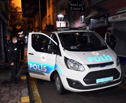 Eğlence merkezinde bir araya gelen 25 kişiye para cezası