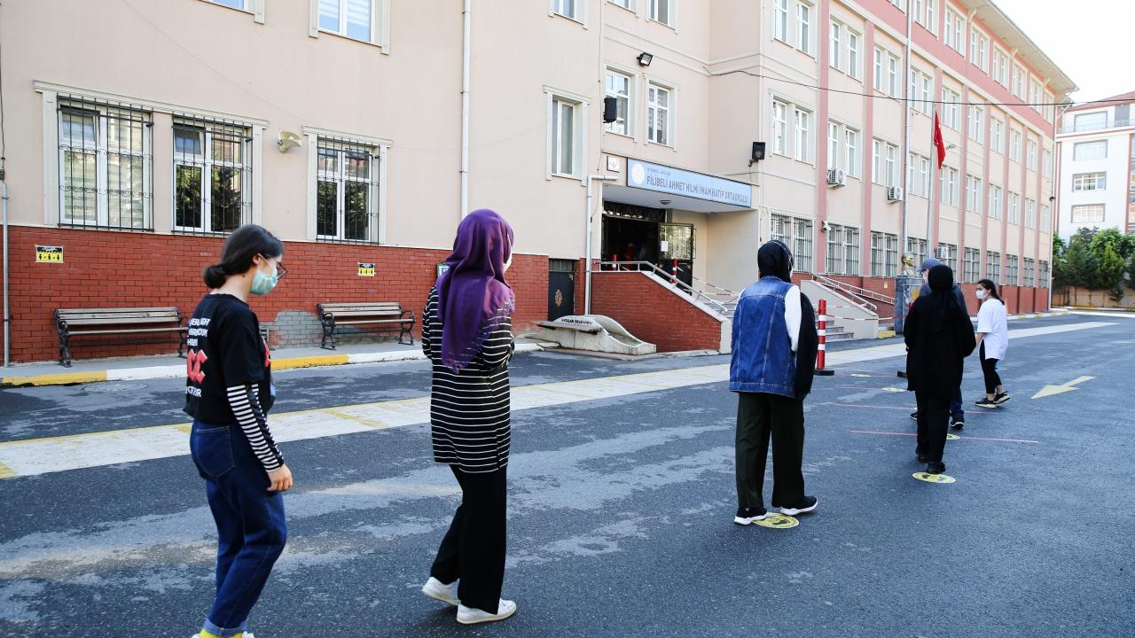 Yurt genelinde LGS sınavı heyecanı