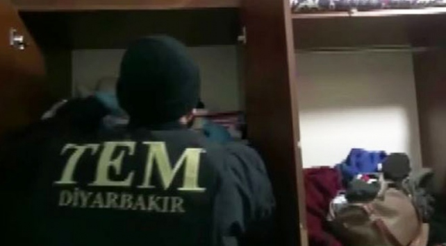 PKKnın gençlik ve şehir yapılanmasına operasyon: 11 gözaltı