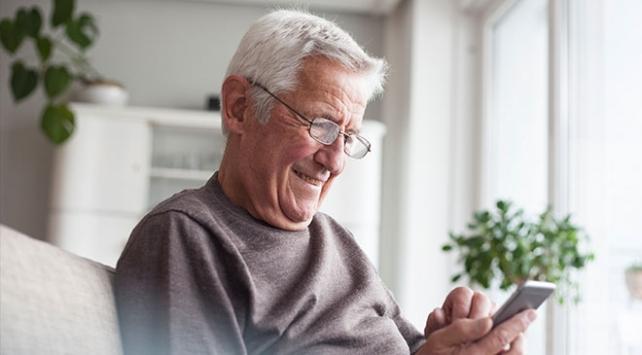 Huzurevleri Babalar Gününde dijital ziyarete açık