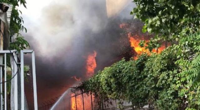İstanbulda 5 ayda 7 bin 788 yangın çıktı