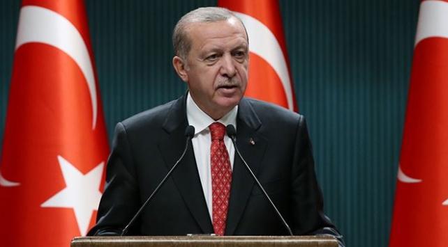 Cumhurbaşkanı Erdoğan: Ekonomide toparlanma sinyalleri oldukça güçlü geliyor
