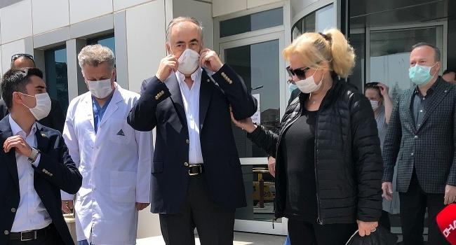 Mustafa Cengiz takımı yalnız bırakmak istemiyor