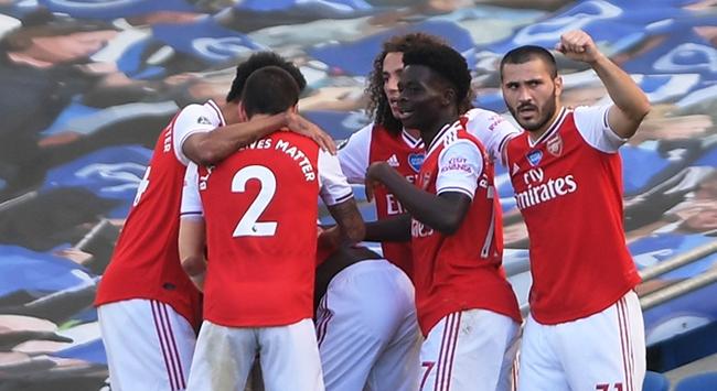Arsenal uzatmada yıkıldı