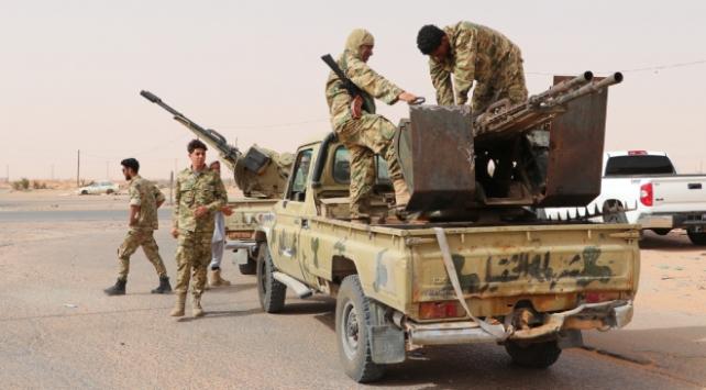 Libya ordusundan Sisiye sert yanıt