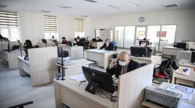 Gaziantepteki kamu kurumları randevu sistemine geçiyor