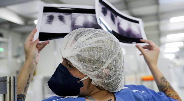 Brezilyada can kaybı 50 bine yaklaştı