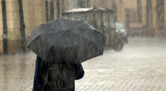 Muş, Bitlis ve Hakkari için kuvvetli yağış uyarısı