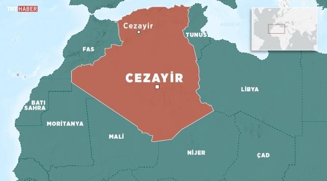 Cezayirdeki terör operasyonunda bir asker hayatını kaybetti