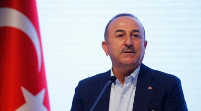 Bakan Çavuşoğlu, İngiliz mevkidaşı Raaba başsağlığı diledi