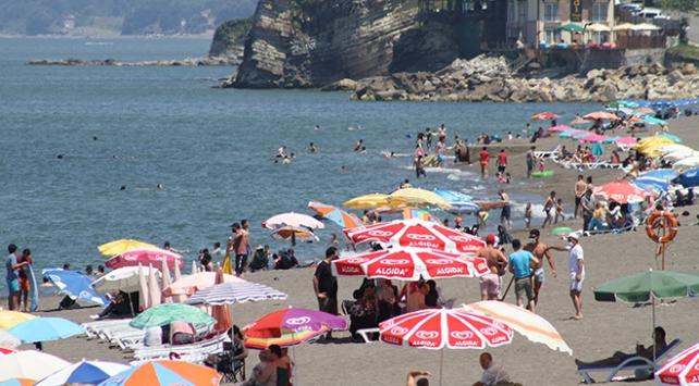 Batı Karadenizin incisi Akçakocada turizm sezonu açıldı