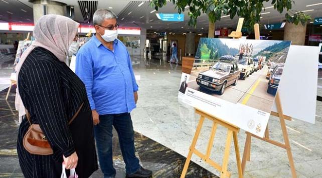 YTBnin Sandıktaki Fotoğraflar sergisi ziyarete açıldı