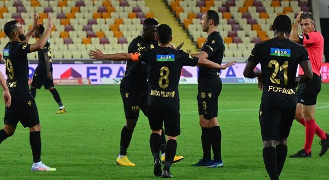 Yeni Malatyasporda aylar sonra güzler güldü