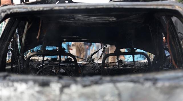Azezde bombalı saldırı: 1 yaralı