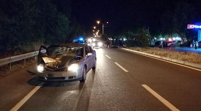 Aydın ve Kahramanmaraşta trafik kazası: 2 ölü