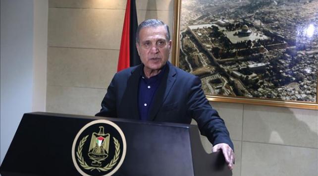 Filistin Devlet Başkanlığı Sözcüsü Rudeyne: Yeni bir yol ayrımının başında olabiliriz
