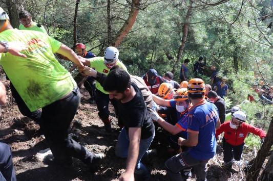 Bursadaki selde kaybolan 4 kişiden 3ünün cesedi bulundu