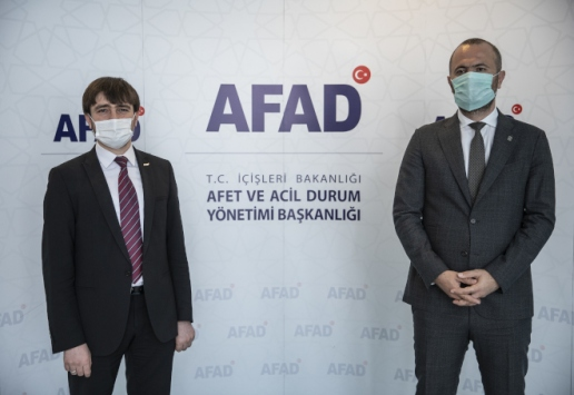 AFAD lojistik ağı afetlerde PTT hızıyla çalışıyor