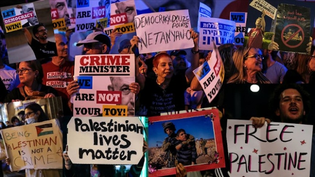 Siyonizme karşı çıkan İsrailli aktivist aile ülkesini terk etmek zorunda kaldı