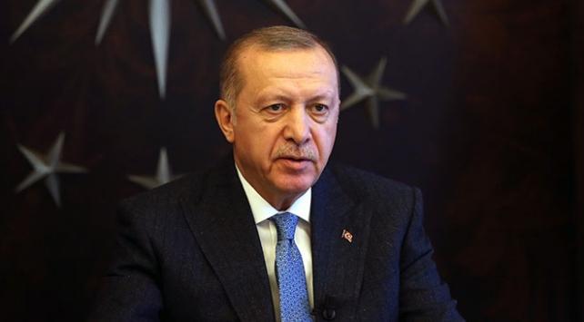 Cumhurbaşkanı Erdoğandan selde hayatını kaybedenlerin ailesine taziye