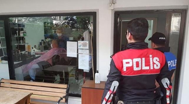 İstanbulda yeni normal denetimleri sürüyor