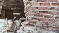 Levyeyle hasar verilen tarihi çeşmede restorasyon başlıyor