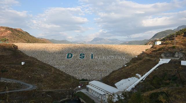 Anamurda 83 bin 600 dekar arazi suya kavuşacak