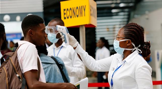 Afrikada COVID-19 kaynaklı ölümler 8 bini geçti