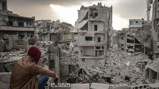 Suriyede yüz binler hayatlarından umudu kestikleri yakınlarını arıyor