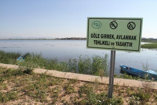 Beyşehir Gölünde sportif olta balıkçılığı yapılabilecek alanlar artırıldı