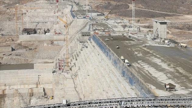 Etiyopya, Hedasi Barajının yüzde 74ünü tamamladı
