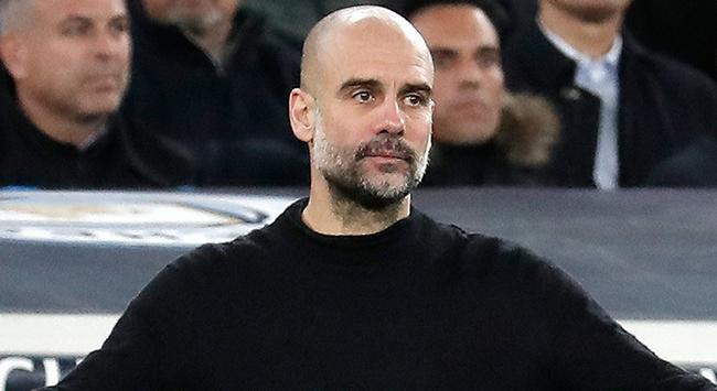 Guardiola gelecek sezon şampiyonluğu hedefliyor
