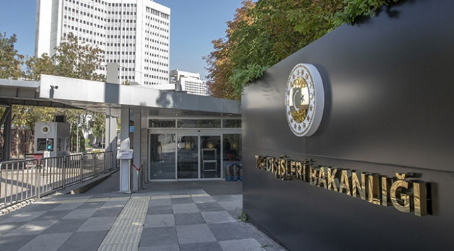 Dışişlerinden Avusturya Başbakanının sığınmacı açıklamasına tepki