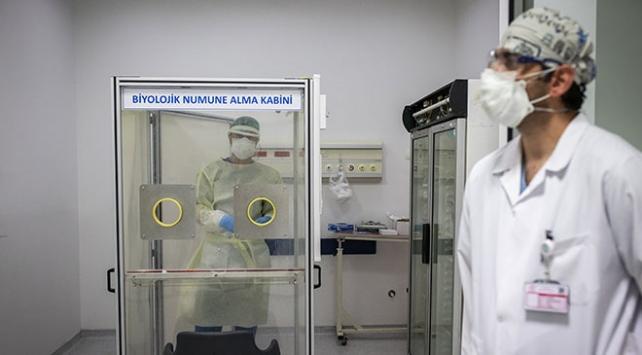 Türkiyede 161 bin 533 kişi koronavirüsü yendi