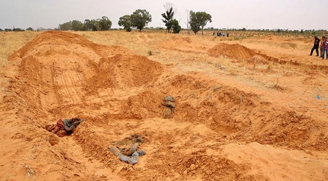 UCM: Libyada 11 toplu mezara ilişkin güvenilir bilgi edindik