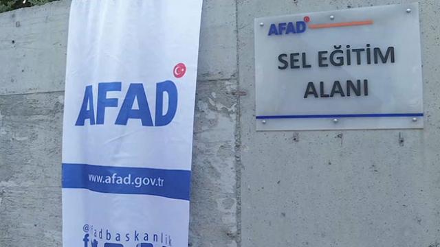 AFAD'dan olası felaketlere karşı sel simülasyonu