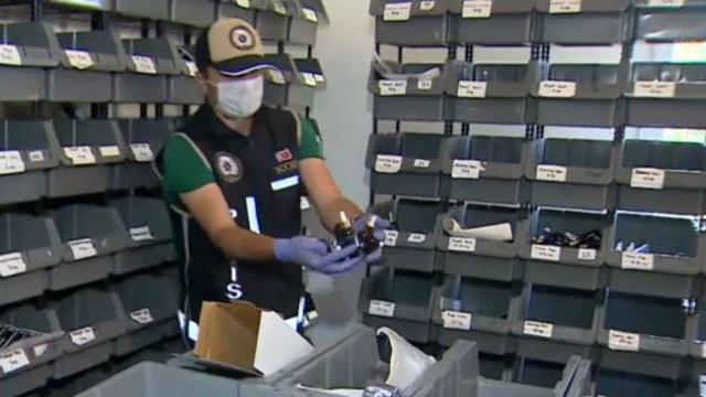 Villaya kaçak elektronik sigara operasyonu