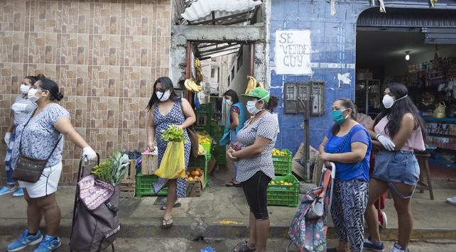 Peruda son 24 saatte 178 kişi hayatını kaybetti