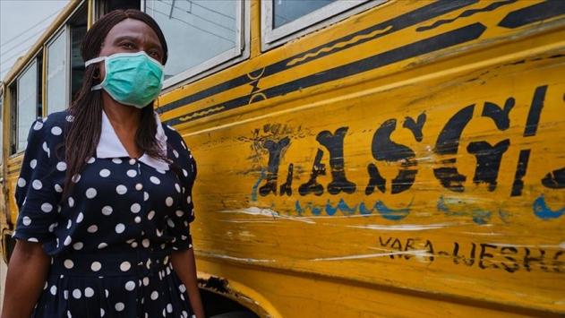 Nijeryada COVID-19 vaka sayısı 21 bine yaklaştı