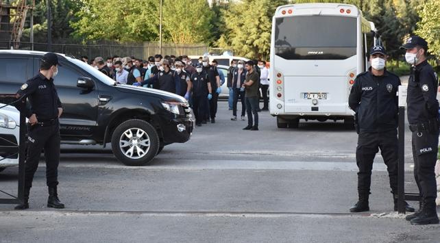 Gaziantepte suç örgütü operasyonu: 25 şüpheli tutuklandı