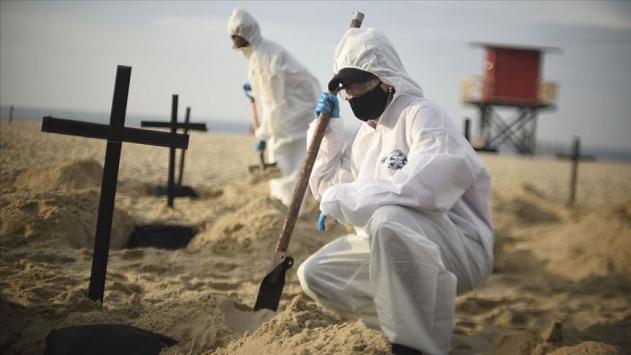 Meksika, Brezilya ve Hindistanda can kayıpları artıyor
